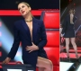 O Look da Claudia Leitte no The Voice Brasil 3ontem