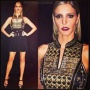 O Look de Fernanda Lima no Super Star